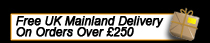 free delivery from inkedimage on all orders over £250